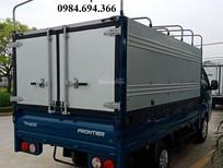 Bán xe tải Kia Thaco K200 tải 1,9 tấn đủ các loại thùng, hỗ trợ trả góp
