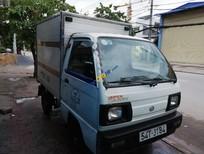 Cần bán gấp Suzuki Carry đời 2003, màu trắng, xe nguyên bản 100%