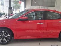 Honda Giải Phóng bán Honda Civic 1.5G VTEC Turbo sản xuất 2018, màu đỏ, nhập khẩu nguyên chiếc, giá tốt