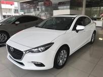 Mazda 3 1.5 facelift 2018 đủ màu. rinh xe về chỉ từ 190tr. Ưu đãi, khuyến mãi lớn nhất miền bắc. lh:0941.599.922