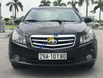 Cần bán lại xe Daewoo Lacetti SE sản xuất 2009, màu đen, nhập khẩu
