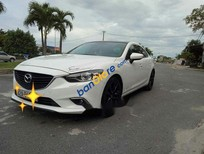Bán Mazda 6 2.5 sản xuất năm 2015, màu trắng như mới