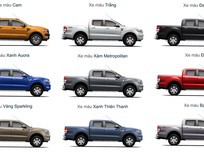 Bán xe Ford Ranger Wildtrak, XLT, XLS & XL 2018, xe giao trong tháng 7, LH: 0918889278 để được tư vấn về xe