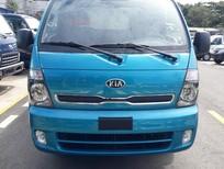Bán xe tải Kia K250 2T4 thùng kín, thùng mui bạt, thùng lửng, đời 2018