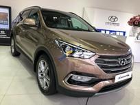 Bán Hyundai Santafe 2018 - Sẵn xe - KM khủng