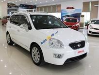 Cần bán Kia Carens 2.0AT sản xuất 2014, màu trắng