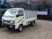 Bán xe tải 900kg đời 2018, vào thành phố, hỗ trợ trả góp