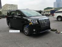 Bán Toyota Alphard Executive Lounge đời 2018, màu đen, nhập khẩu nguyên chiếc