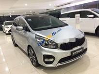 Cần bán Kia Rondo GAT năm 2018, màu bạc
