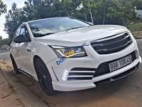 Bán ô tô Daewoo Lacetti CDX 1.8 năm sản xuất 2011, màu trắng