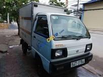Bán Suzuki Carry sản xuất năm 2003, màu trắng như mới, đăng kiểm dài