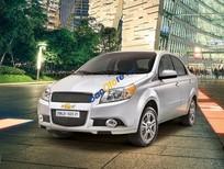 Cần bán xe Chevrolet Aveo LT sản xuất năm 2018, màu bạc, 459 triệu