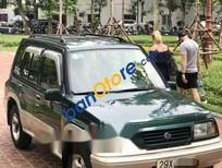 Cần bán gấp Suzuki Grand Vitara năm sản xuất 2004, màu xanh