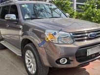Cần bán lại xe Ford Everest MT năm 2013, màu xám, giá tốt