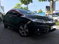 Bán ô tô Honda City 1.5AT đời 2015, màu đen chính chủ