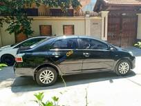 Bán Toyota Vios E 2010, màu đen, giá 266tr. Anh Tùng - SĐT 0965204064