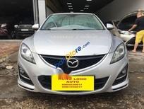 Cần bán xe Mazda 6 2.0AT năm sản xuất 2012, màu bạc, giá chỉ 529 triệu