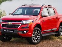 Bán Chevrolet Colorado năm 2018, màu đỏ, nhập khẩu nguyên chiếc, 789tr