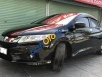 Cần bán lại xe Honda City 1.5 AT đời 2015, màu đen chính chủ, giá tốt