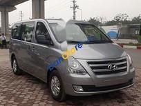 Cần bán xe Hyundai Grand Starex năm 2018, màu xám, nhập khẩu, giá tốt