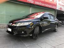Cần bán xe Honda City 1.5AT model 2016, màu đen, cực đẹp
