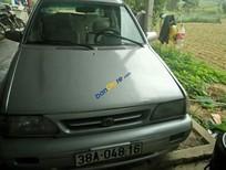 Bán xe Kia Pride sản xuất năm 2000, màu bạc như mới