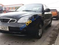 Cần bán Daewoo Nubira sản xuất năm 2002, màu đen như mới