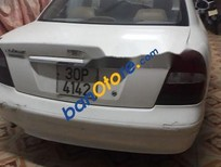Cần bán Daewoo Nubira năm 2000, màu trắng, 50tr