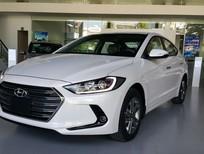 Hyundai Elantra 1.6 AT màu trắng giảm tới 80tr, gọi ngay 0939 63 95 93