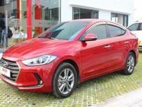 Hyundai Elantra 1.6 AT màu đỏ, có sẵn giao ngay, giá tốt nhất