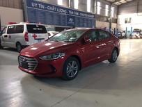 Hyundai Elantra 1.6 số tự động màu đỏ, cam kết giá tốt nhất