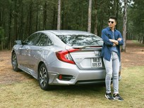 Bán xe ô tô Honda Civic mới 100 % tại Quảng Ninh
