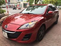 Bán Mazda 3 1.6AT sản xuất năm 2010, màu đỏ, xe nhập