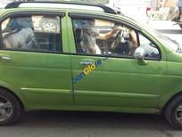 Cần bán Daewoo Matiz sản xuất năm 2004, màu xanh lục chính chủ
