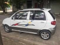 Cần bán xe Daewoo Matiz sản xuất 2005 màu trắng