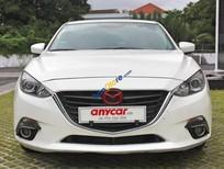 Cần bán xe Mazda 3 1.5AT sản xuất năm 2016, màu trắng