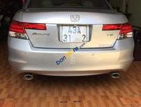 Bán Honda Accord EXL sản xuất 2007, màu bạc, nhập khẩu