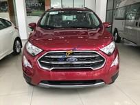 Ford Ecosport 2018, cho vay 90-100%, tặng cammera hành trình, bảo hiểm thân xe, film cách nhiệt 3m cao cấp