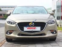 Bán ô tô Mazda 3, sản xuất năm 2017, màu vàng
