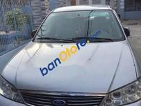 Bán Ford Laser MT đời 2004, màu bạc