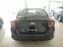 Bán xe Honda Civic E sản xuất 2018, màu đen, nhập khẩu