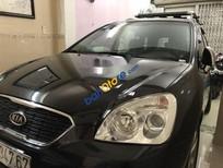 Cần bán xe Kia Carens đời 2012, màu đen, giá 385tr