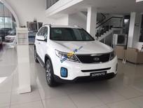 Cần bán xe Kia Sorento GATH 2018, màu trắng