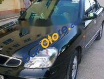Cần bán xe Daewoo Nubira MT sản xuất 2001, màu đen, xe nhập, giá 170tr