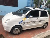 Cần bán xe Daewoo Matiz đời 2008, màu trắng xe gia đình, giá 74tr