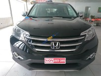 Bán Honda CR V, sản xuất 2013, màu đen, xe nhập chính chủ, giá chỉ 780 triệu