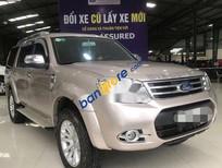 Cần bán gấp Ford Everest 4x2 MT năm sản xuất 2015, màu ghi vàng