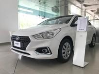 Bán Hyundai Accent Bản base màu trắng, xe giao sớm