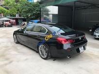 Cần bán gấp BMW 6 Series 640i sản xuất 2014, màu đen