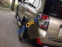 Bán xe Chevrolet Captiva MT năm 2010, màu vàng như mới
